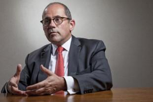 Philippe Laurent, president du CSFPT