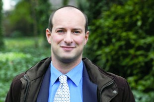 Olivier Wolf, fonctionnaire territorial