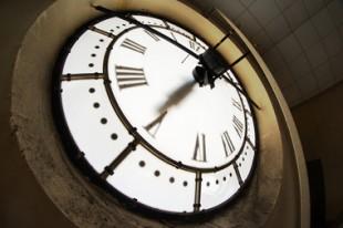 Horloge de l'hotel de ville de Rouen