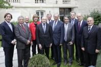 CréŽation de l'Agence France Locale: les membres. 22 octobre 2013