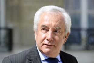 Alain Marleix, secrétaire d'Etat aux collectivités locales.