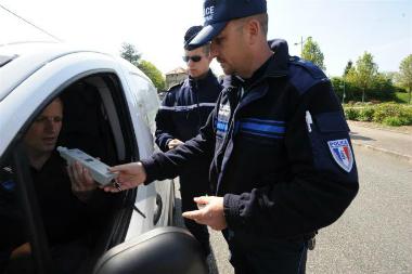 Police municipale : les nouvelles conditions du dépistage d'alcoolémie