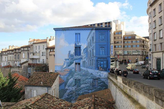 La bande dessinée, un des piliers du développement et de la réputation d'Angoulême. Flickr CC by sebgonza