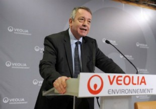 Antoine Frérot, PDG de Veolia Environnement
