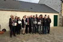 Les lauréats du palmarès des bâtiments biosourcés.