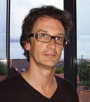 Thomas Berns, maître de conférences en philosophie politique et en éthique à l'Université Libre de Bruxelles