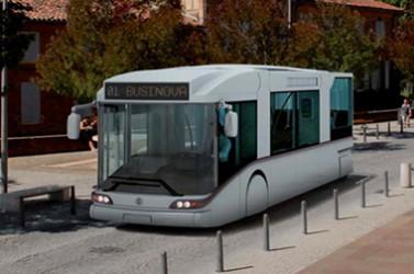 L'innovant bus électrique Businova sera présenté lors de la journée d'études du 21 mai 2015.
