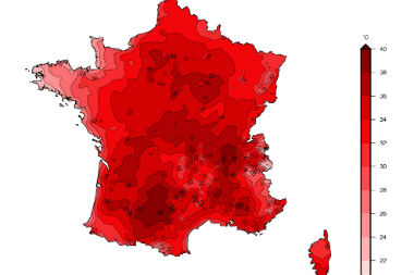 canicule France