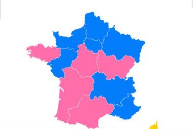 Noms des régions : des consultations très hétérogènes
