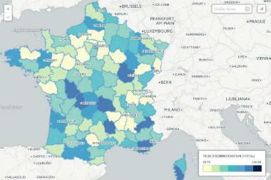 Taux d'administration : les territoires sont-ils égaux devant le service public ?