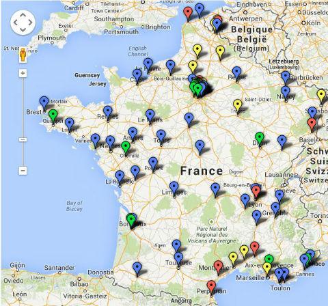 Les Taux De Pauvrete Des 100 Plus Grandes Communes De France