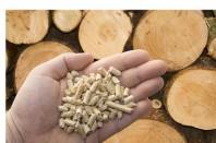 Chauffage a la sciure de bois