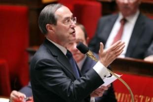 Claude Guéant, ministre de l'Intérieur et des collectivités locales