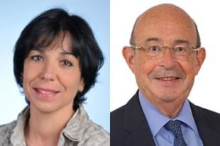 Christine Pires Beaune et Jean Germain