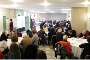 """66 habitants se sont réunis les 6 et 7 décembre dernier pour formuler un """"avis citoyen"""" en vue de l'élaboration du contrat de ville"""