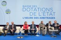 CONGRES- BAISSE DOTATIONS ETAT