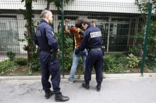 police controle identite