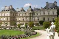 Extérieur Sénat depuis Luxembourg
