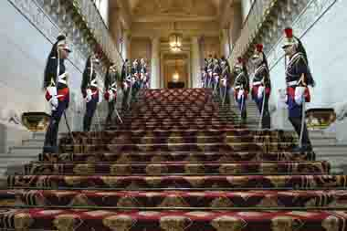 Escaliers du Sénat