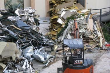 déchets BTP ordif