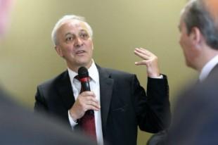 Daniel Delaveau, président de l'AdCF et de de la communauté d'agglomération Rennes Métropole