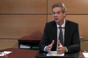 François Deluga, président du CNFPT