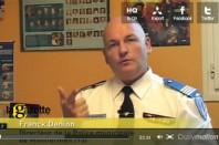 Franck Denion, directeur de la police municipale de Montfermeil