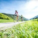Vélo dans la Drome