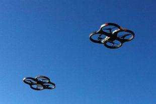 drones volants