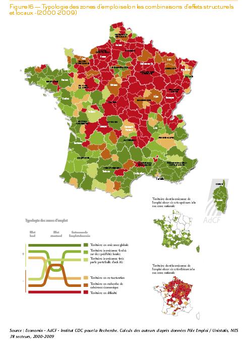 Une typologie inédite de l'économie française (Cliquez sur l'image pour l'agrandir).