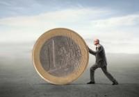 L'euro en berne
