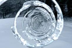 spirale de gel