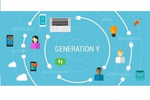 Generation Y or  smartphone gen or millennials