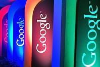 Google kakémono
