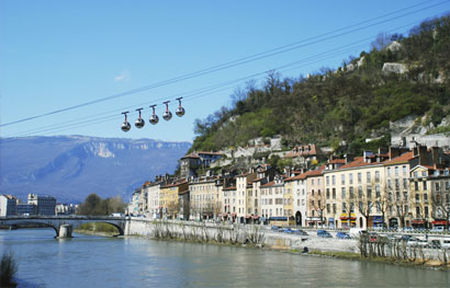 Grenoble met en place une plateforme pour penser la ville de demain