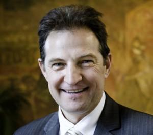 Le président d'Agores, Christophe Hébert, est responsable du service de restauration publique d'Harfleur (Seine-Maritime)