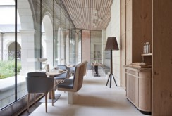 L'hôtel de l'Abbaye de Fontevraud