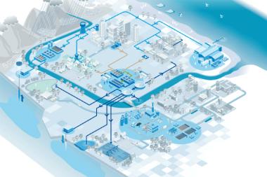 Le projet Matrics du pôle de compétitivité Eau permettra d'améliorer la surveillance des réseaux d'eau potable.