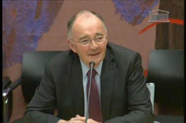 Jean Gaubert, Médiateur de l'énergie.