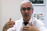 Jean-Luc Perrouin, directeur de l'eau à la CU de Nantes métropoles