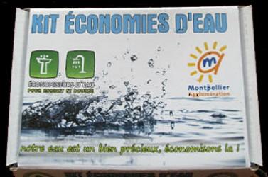 Les actions de sensibilisation sur les économies d'eau portent leurs fruits.