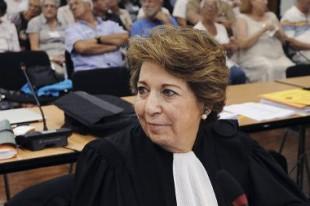 Corinne Lepage au procès Xynthia