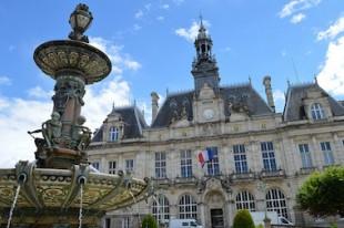hôtel de ville de Limoges