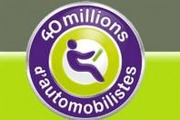 logo 40 millions automobilistes