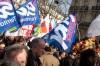 Manifestation parisienne des fonctionnaires territoriaux
