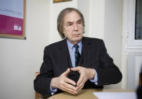 Michel Bouvier, président de la Fondafip.