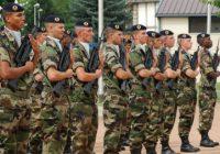 militaires armee
