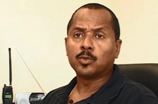 Sylvain Montégnie, directeur du SDIS de Guyane