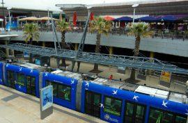 Montpellier - Tramway - Ligne 1- Mosson-Odysseum