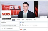 Page Facebook de Capital